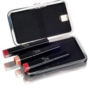 ME lip trio clutch NWT lips makeover essentials